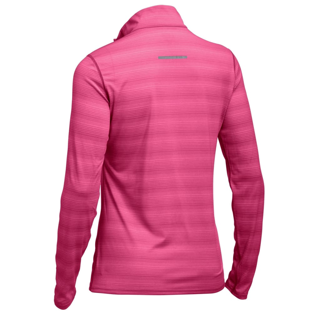 EMS® Women's Techwick® Essence Long-Sleeve  ¼ Zip   - VIVACIOUS