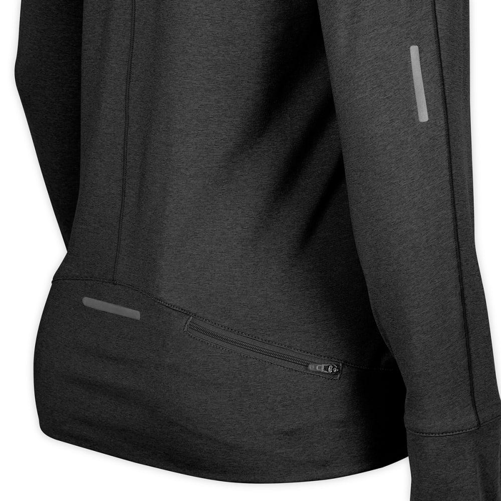 EMS® Women's Excel Thermo  ½ Zip Hoodie  - BLACK