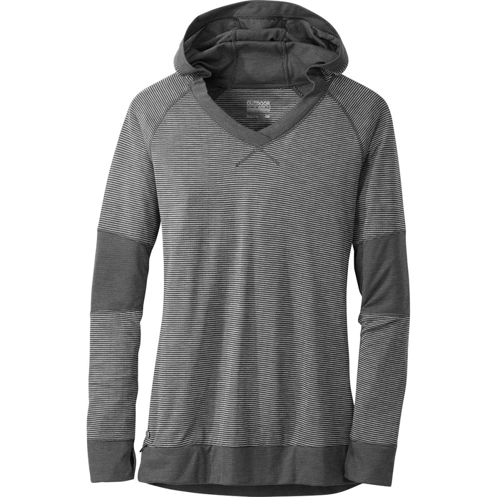 OUTDOOR RESEARCH Women's Umbra Hoodie - PEWTER