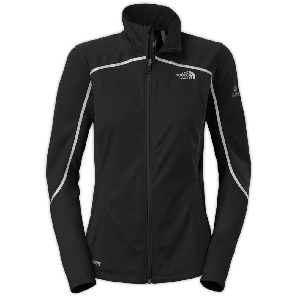 THE NORTH FACE Women's Isotherm WS Jacket - TNF BLACK