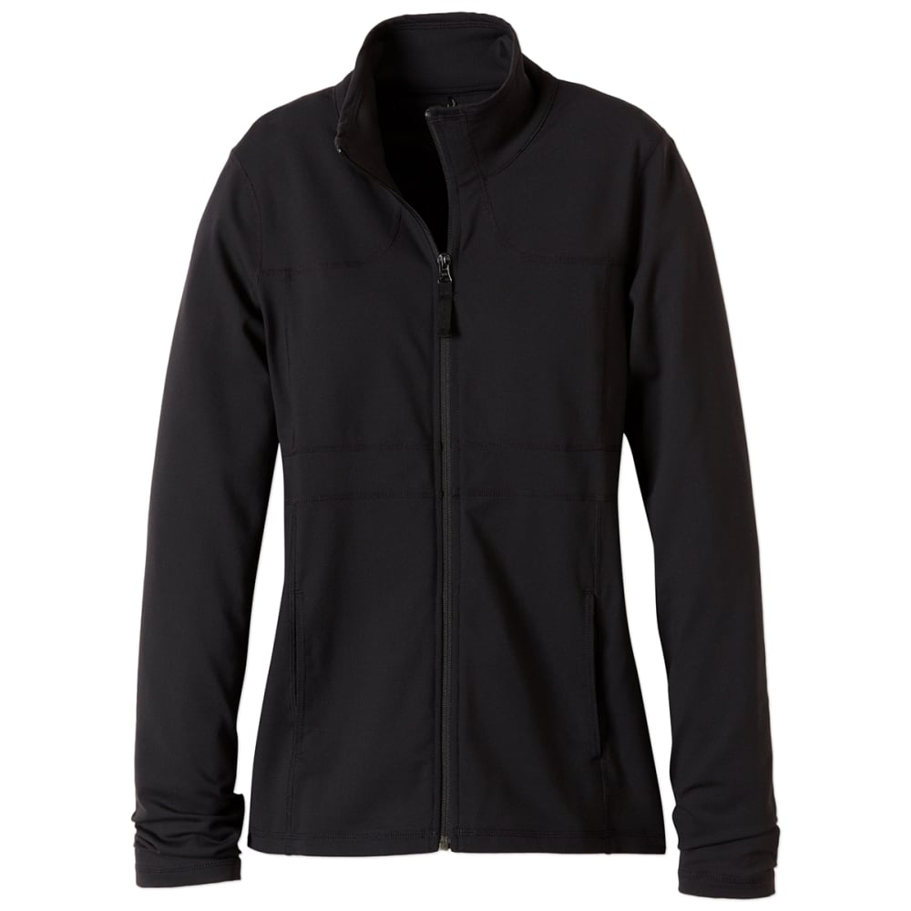 PRANA Women's Reeve Jacket - BLACK