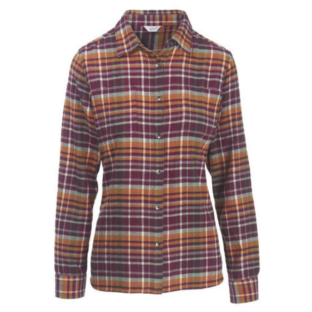 WOOLRICH Women's Pemberton Flannel Shirt - WILDBERRY