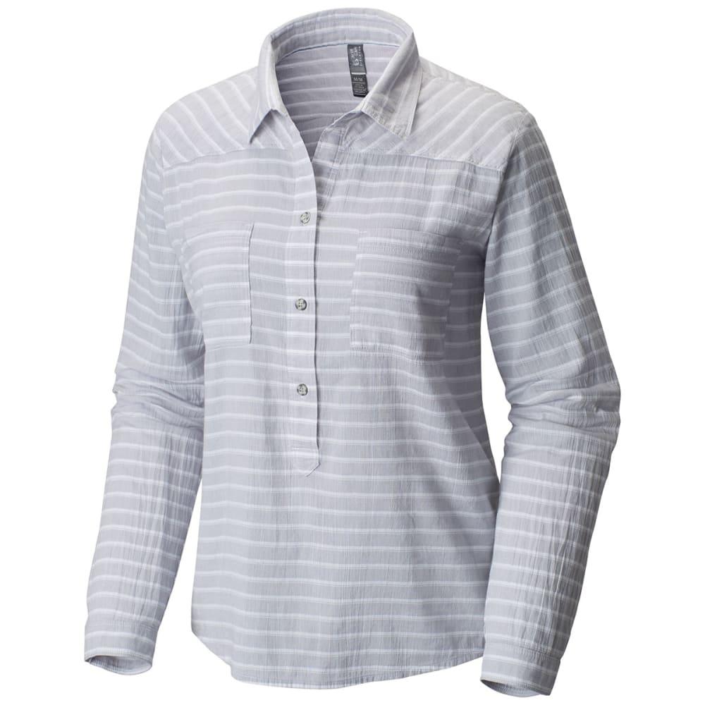 MOUNTAIN HARDWEAR Women's Daralake™ Long-Sleeve Pullover - STEAM