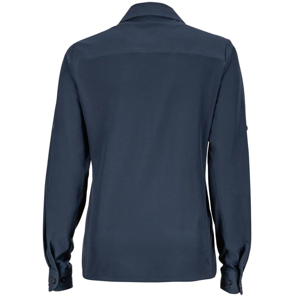MARMOT Women's Annika Long-Sleeve Shirt - 1132-DARK STEEL