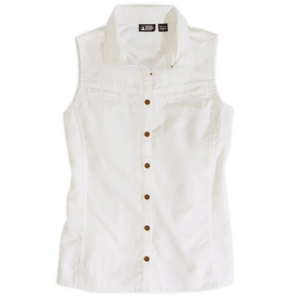 EMS® Women's Trailhead Sleeveless Shirt - BRIGHT WHITE