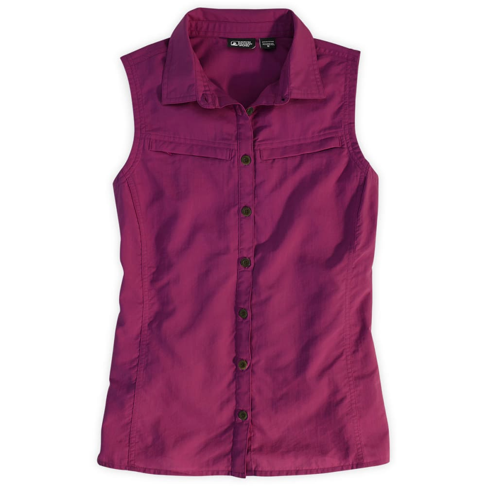 EMS® Women's Trailhead Sleeveless Shirt   - FUSCHIA
