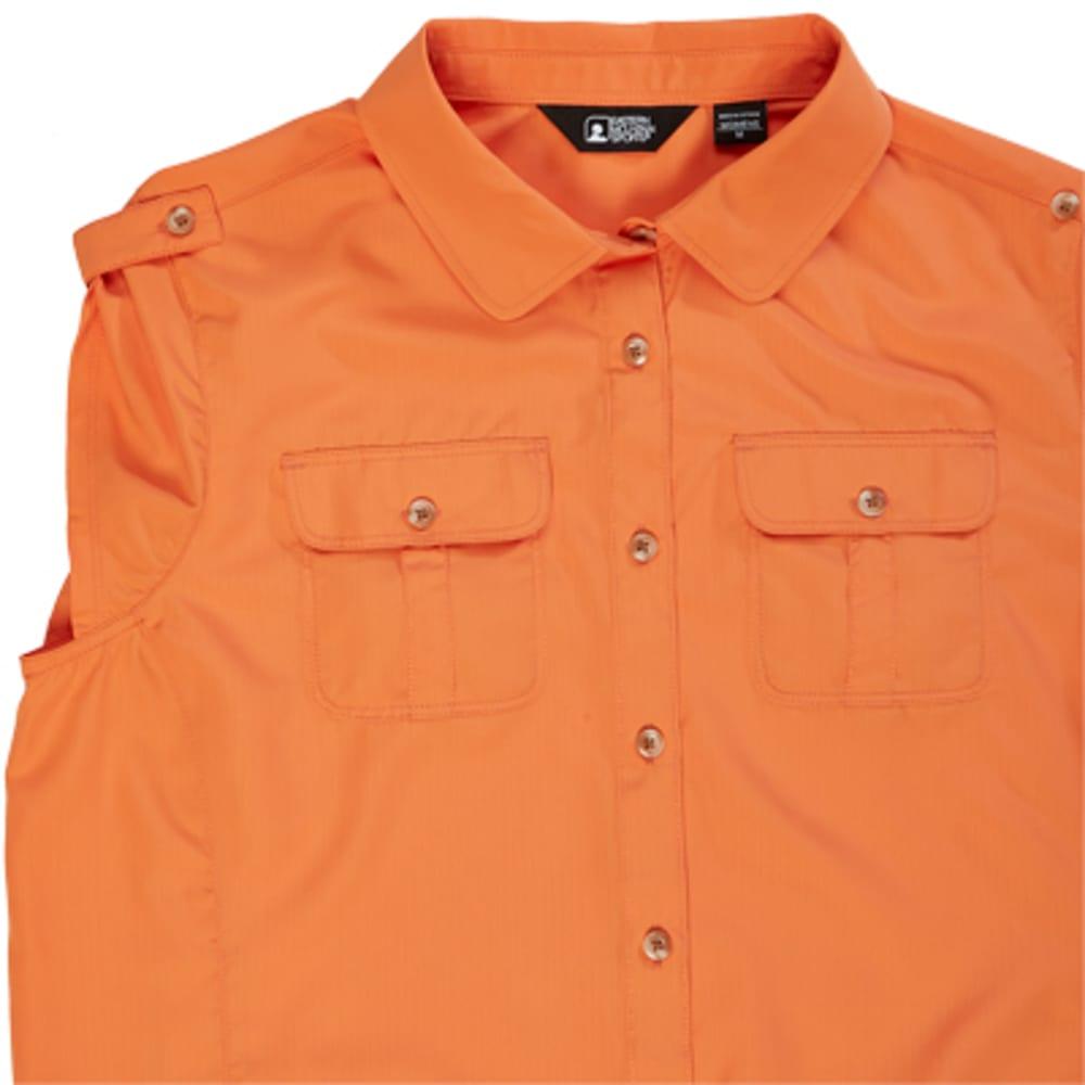 EMS® Women's Compass UPF Short-Sleeve Shirt - CORAL
