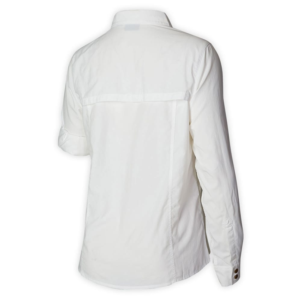 EMS® Women's Trailhead Long-Sleeve Shirt  - BRIGHT WHITE