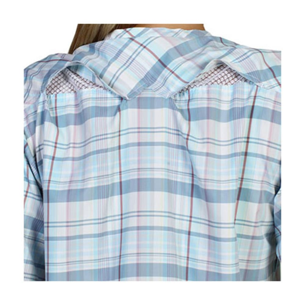 EXOFFICIO Women's Airhart Shirt, L/S  - TROPEZ