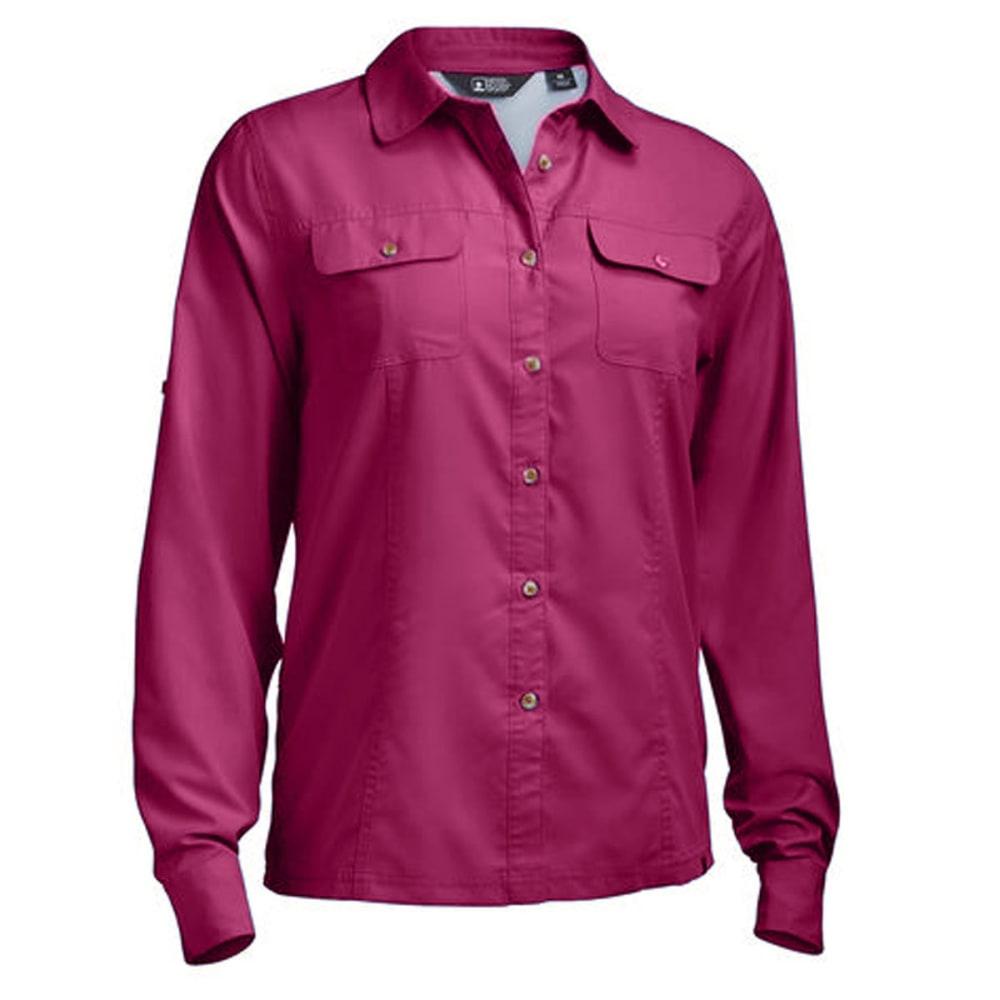 EMS® Women's Compass UPF Long-Sleeve Shirt  - VIVACIOUS