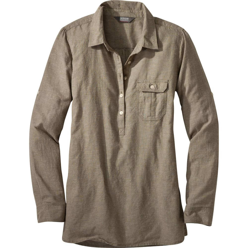 OUTDOOR RESEARCH Women's Coralie Shirt - CAFE