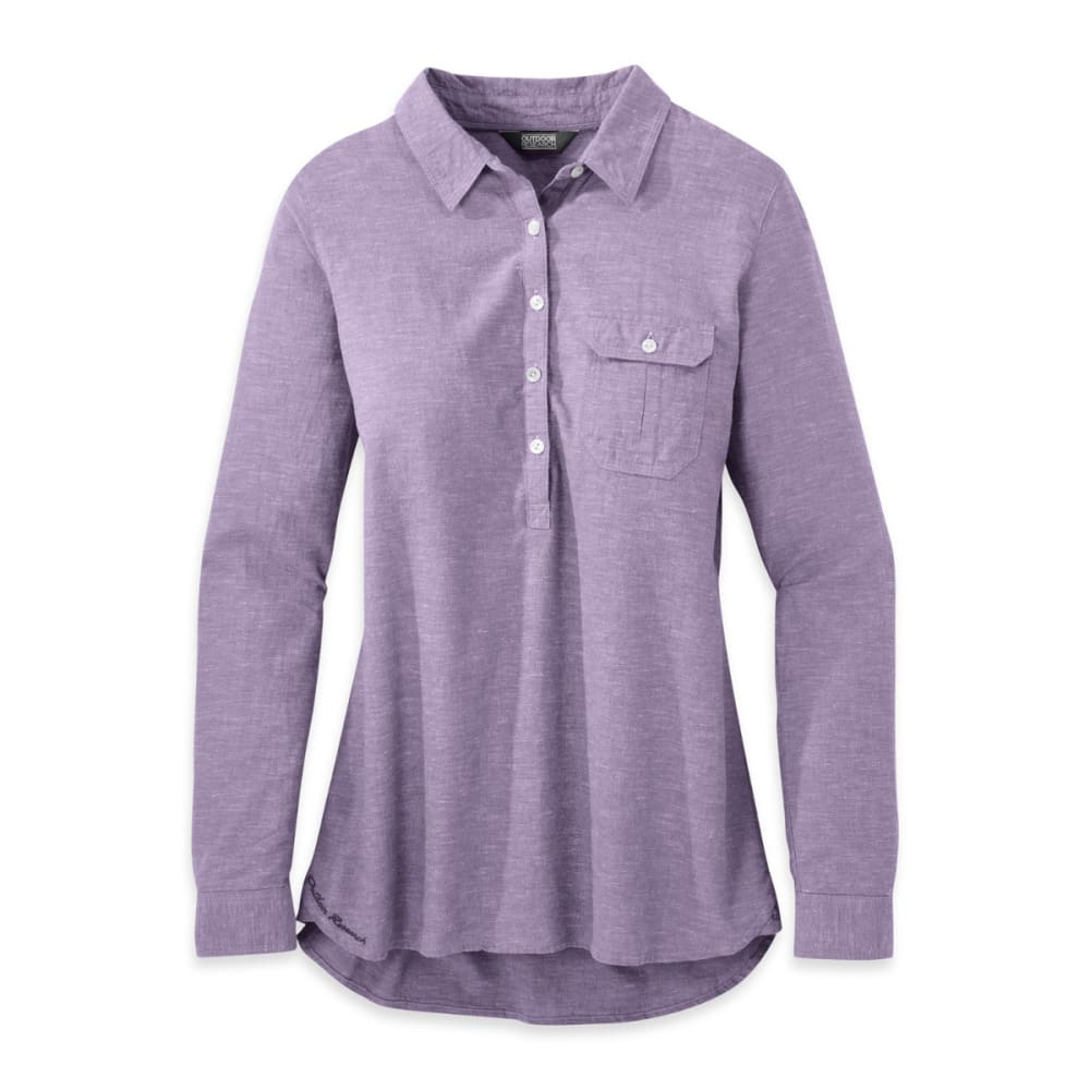 OUTDOOR RESEARCH Women's Coralie Shirt - FIG