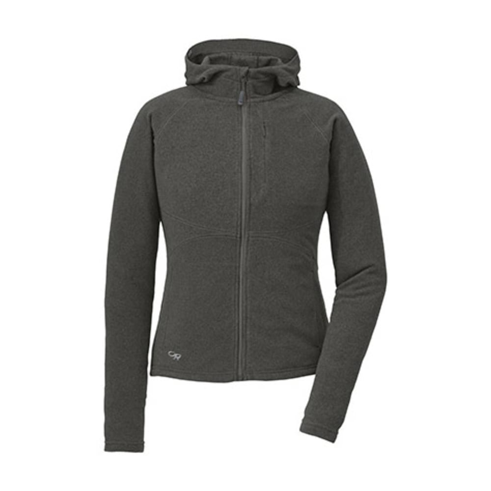 OUTDOOR RESEARCH Women's Soleil Hoodie - CHARCOAL