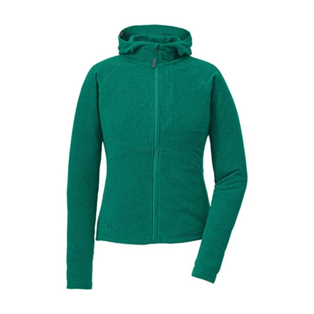 OUTDOOR RESEARCH Women's Soleil Hoodie - AQUA