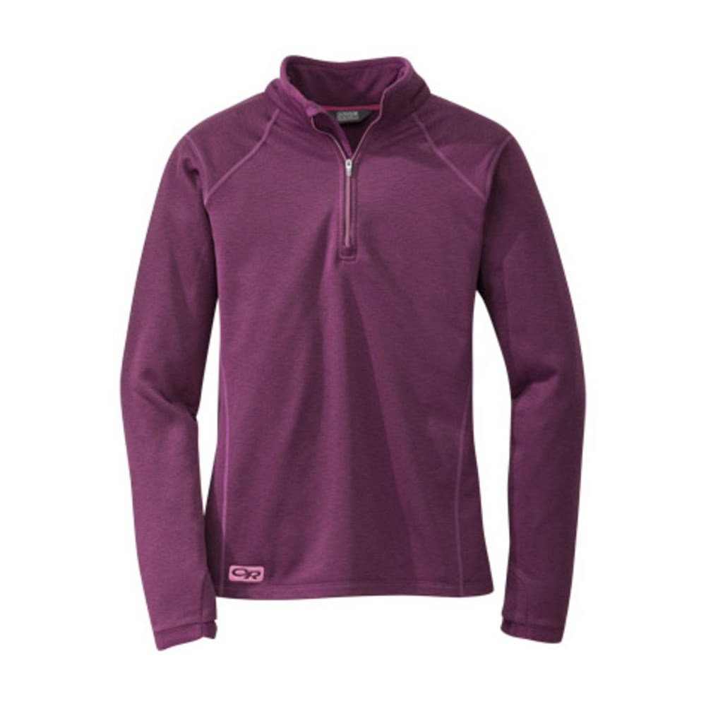 OUTDOOR RESEARCH Women's Vanquish Pullover - ORCHID