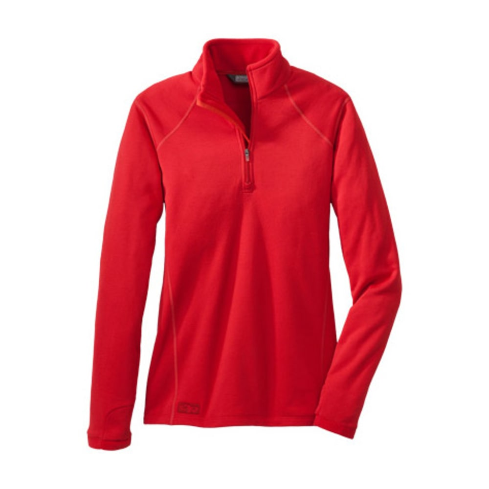 OUTDOOR RESEARCH Women's Vanquish Pullover - FLAME