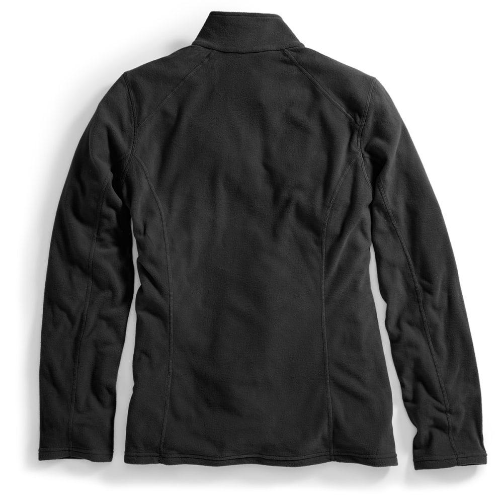 EMS® Women's Classic ¼ Zip Micro Fleece - JET BLACK