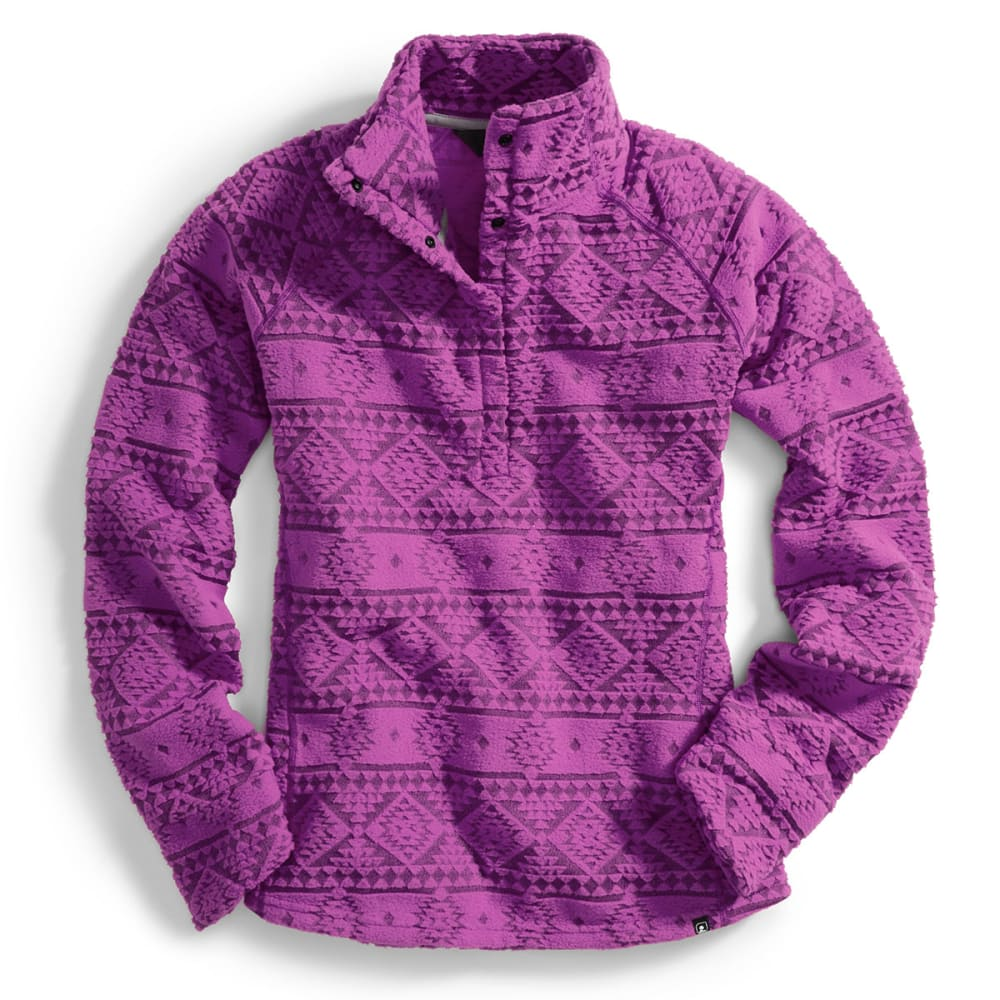 EMS® Women's Lake Placid Thermo Pro Fleece  - PLUM