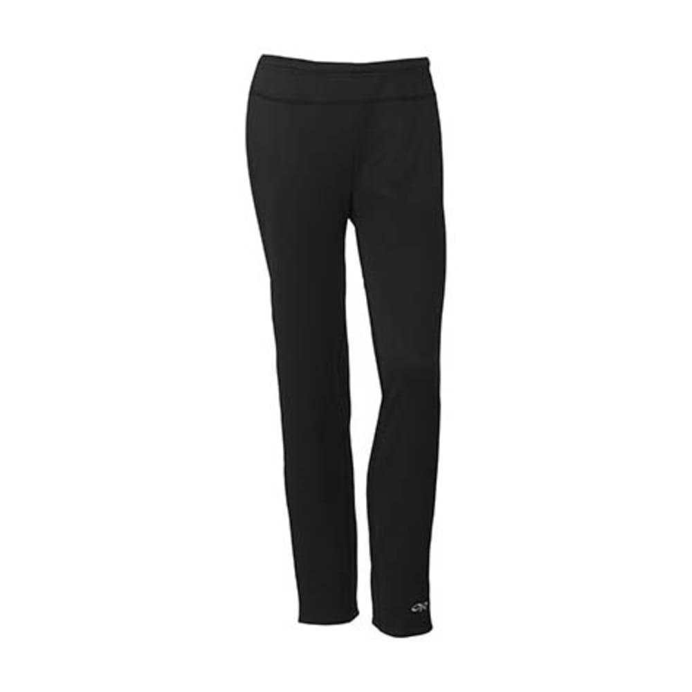 OUTDOOR RESEARCH Women's Radiant Hybrid Tights - BLACK