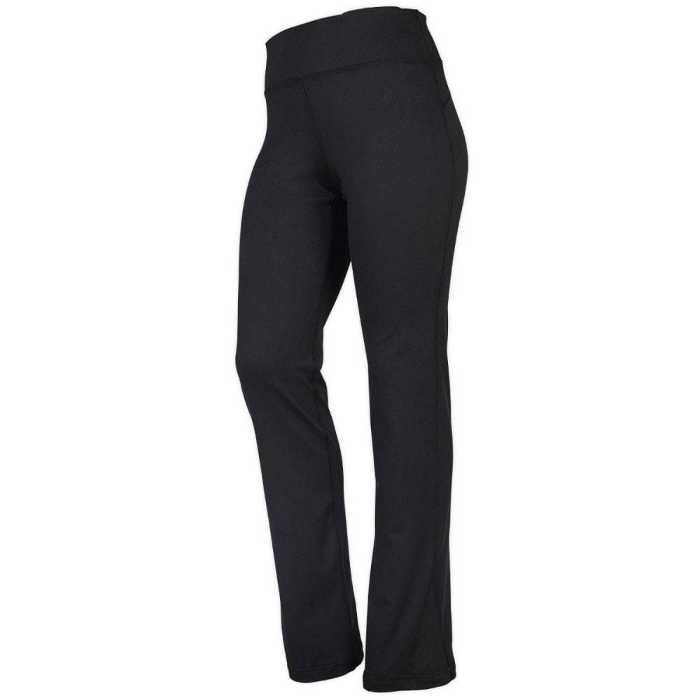 EMS® Women's Techwick® Fusion Boot Leg Pants - JET BLACK