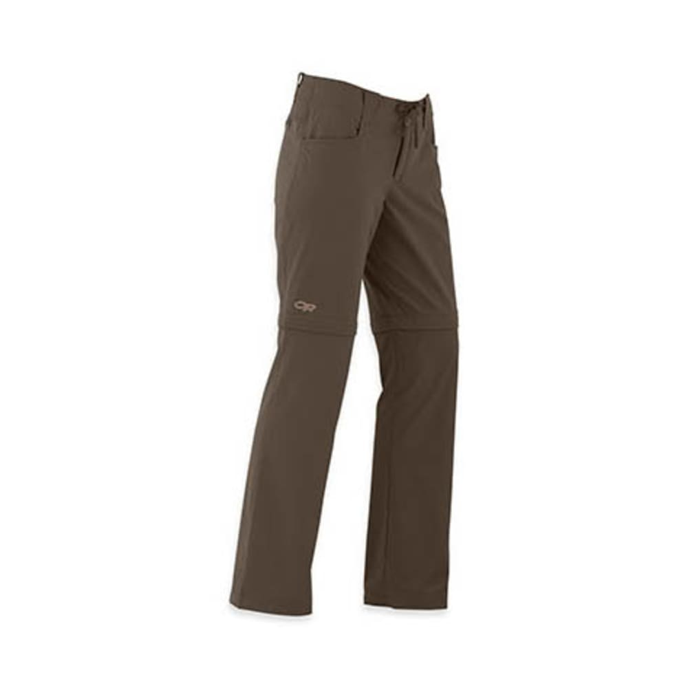 OUTDOOR RESEARCH Women's Ferrosi Convertible Pants - MUSHROOM