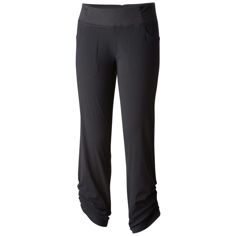 MOUNTAIN HARDWEAR Women's Dynama Pants - 090-BLACK
