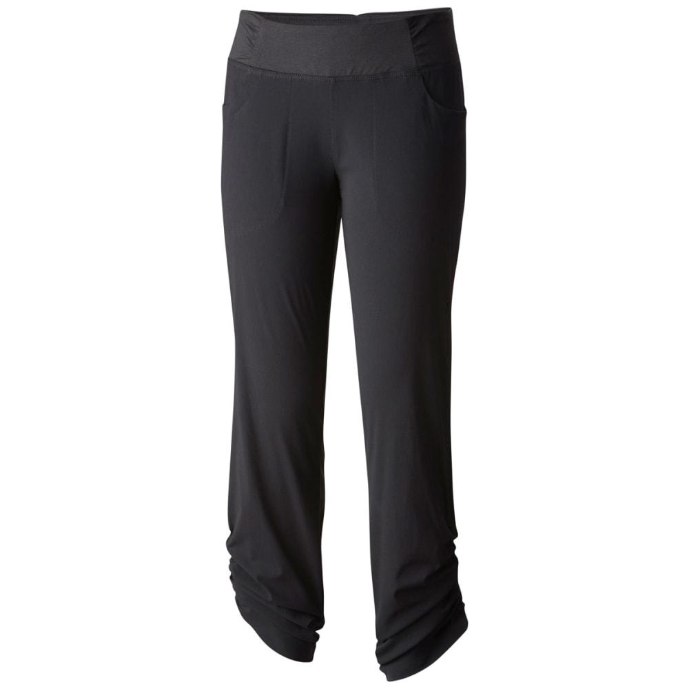 MOUNTAIN HARDWEAR Women's Dynama Pants - 090-BLACK