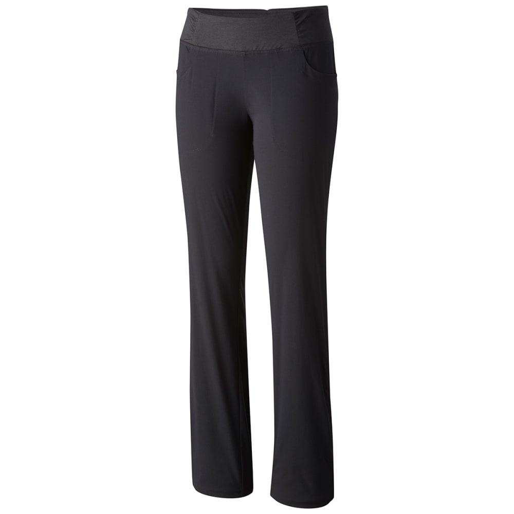 Mountain Hardwear Women's Dynama Pants - Black - Size XL 1642081