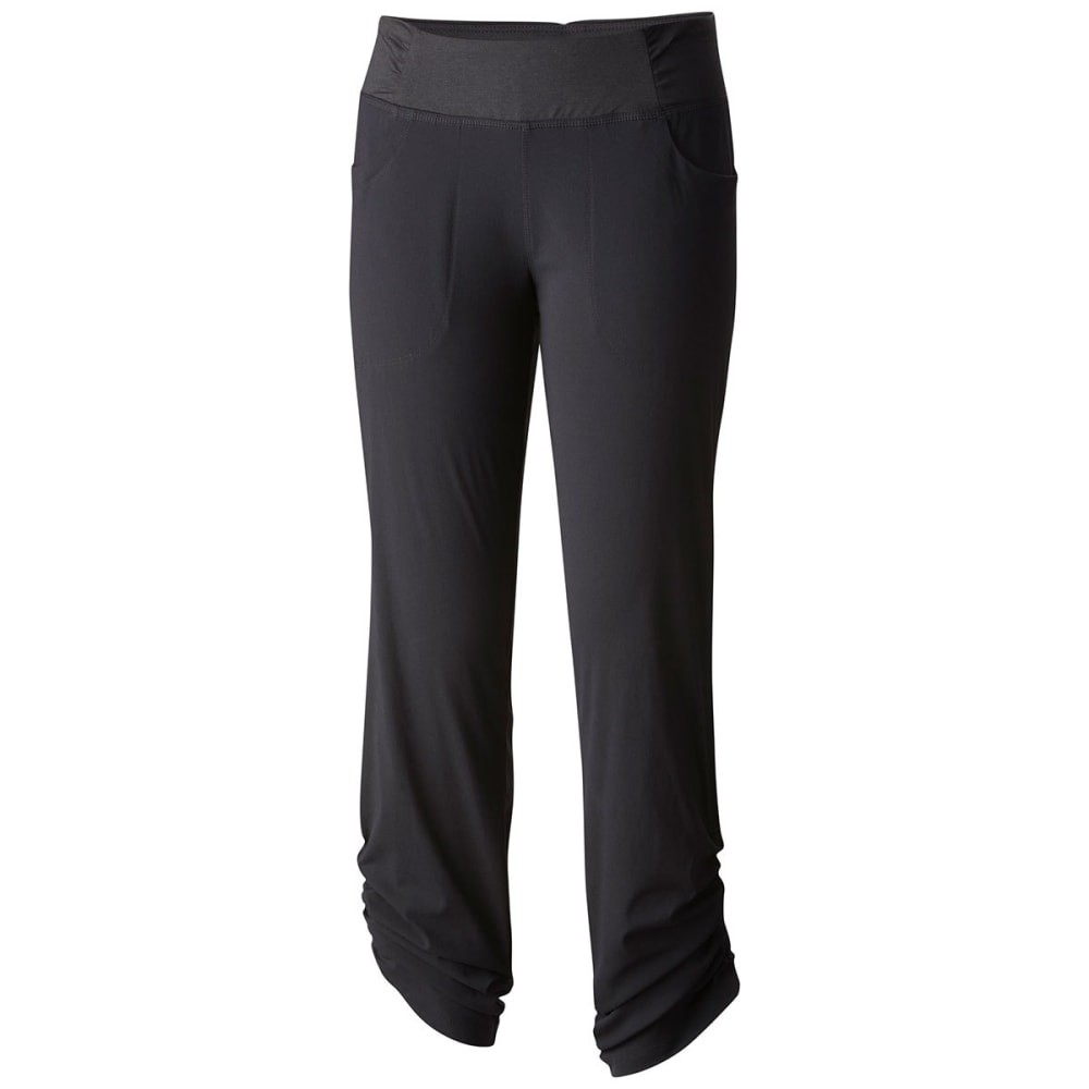 MOUNTAIN HARDWEAR Women's Dynama Pants - 010-BLACK