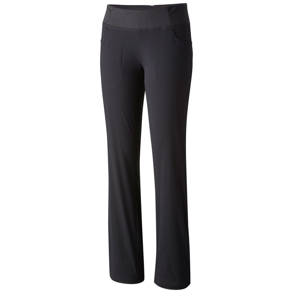 Mountain Hardwear Women's Dynama Pants - Black - Size XL 1642081