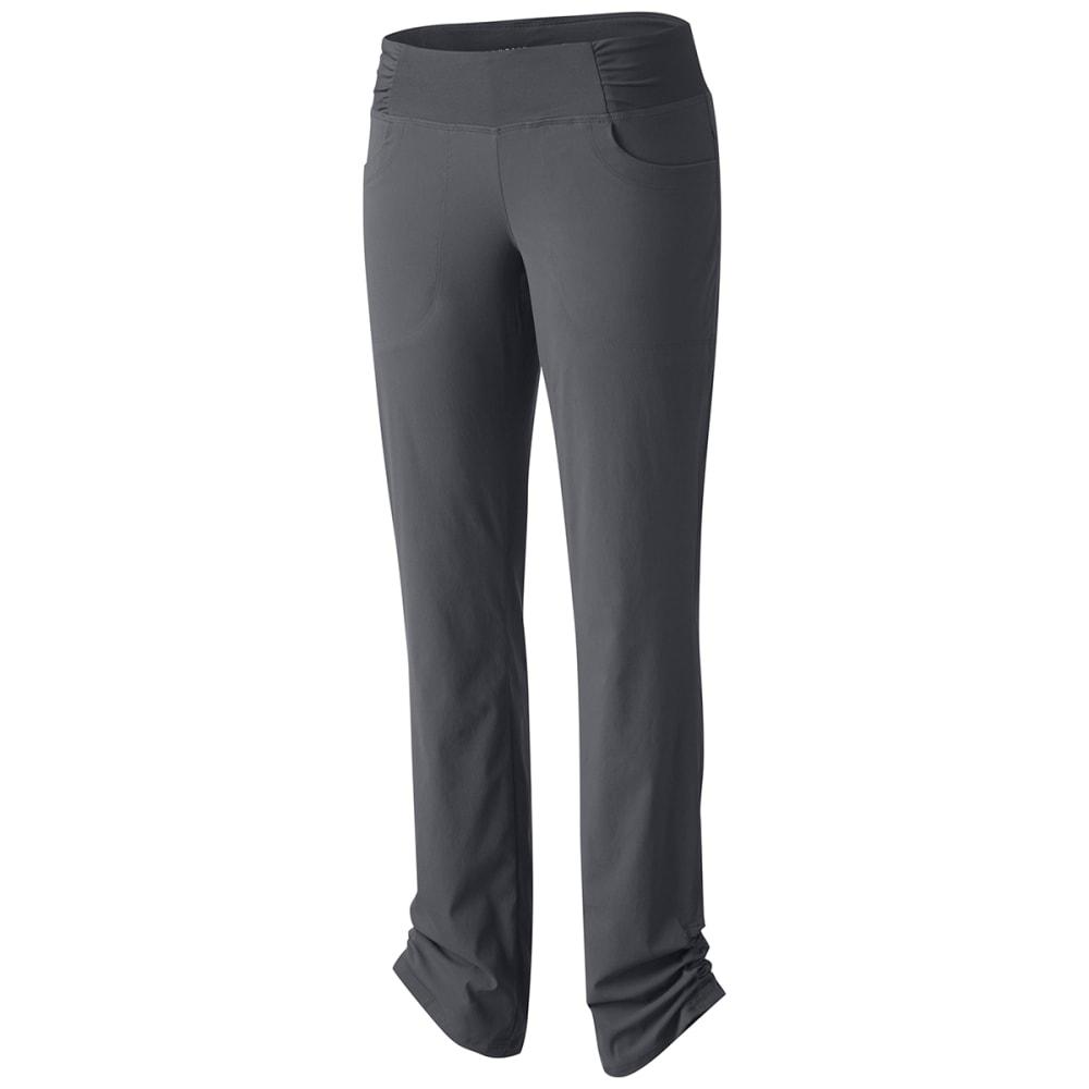 MOUNTAIN HARDWEAR Women's Dynama Pants - 054-GRAPHITE