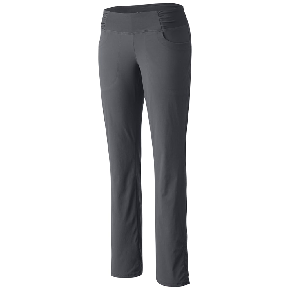 MOUNTAIN HARDWEAR Women's Dynama Pants - 054-GRAPHITE