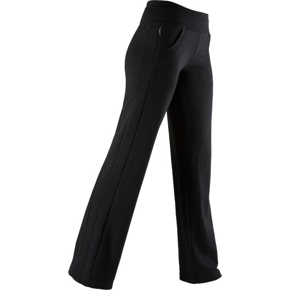 ICEBREAKER Women's Villa Pants - BLACK