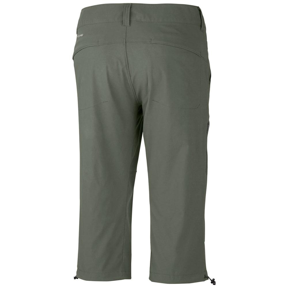 COLUMBIA Women's Saturday Trail II Knee Pants - CYPRESS