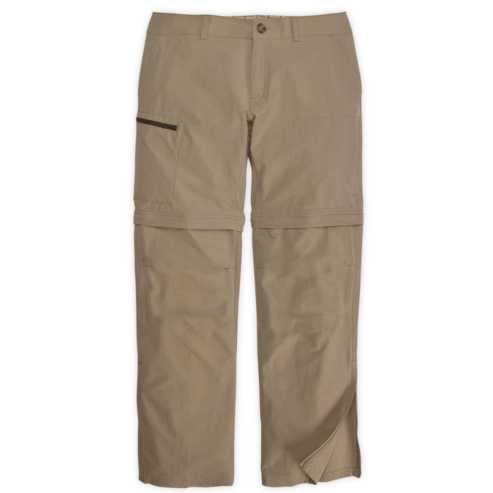 EMS® Women's Trailhead Zip-Off Pants - KHAKI