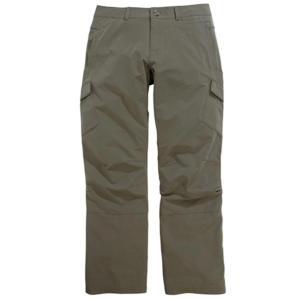 EMS Women's Trailhead Pants - BURNT OLIVE