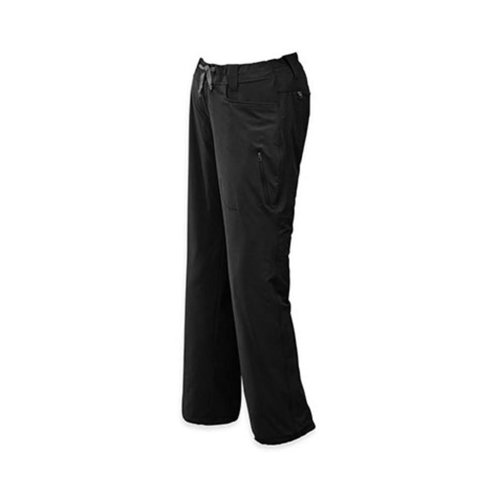 OUTDOOR RESEARCH Women's Ferrosi Pants, Long - BLACK