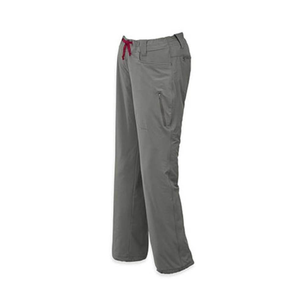 OUTDOOR RESEARCH Women's Ferrosi Pants, Long - PEWTER