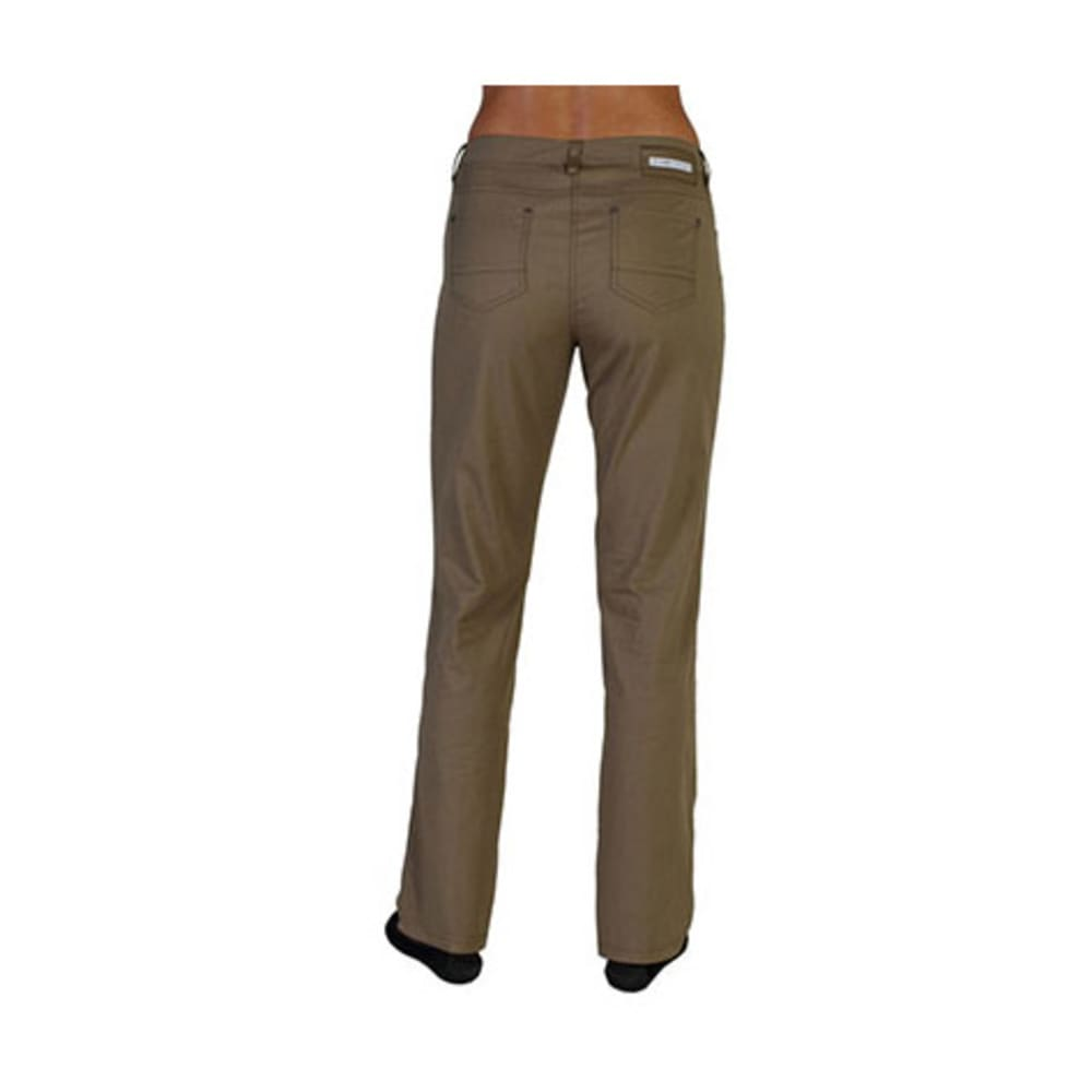 EXOFFICIO Women's BugsAway Akamai Pants - WALNUT