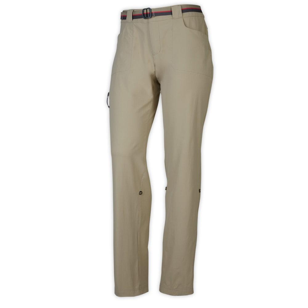 EMS Women's Compass Trek Pants - WHITE PEPPER REG