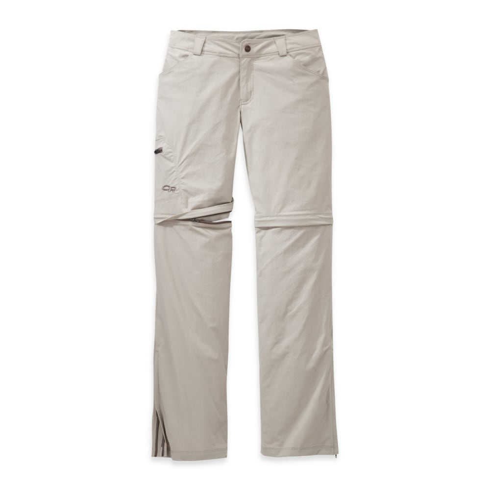 OUTDOOR RESEARCH Women's Equinox Convertible Pants - CAIRN