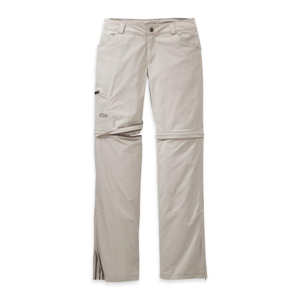 OUTDOOR RESEARCH Women's Equinox Convertible Pants - CAIRN