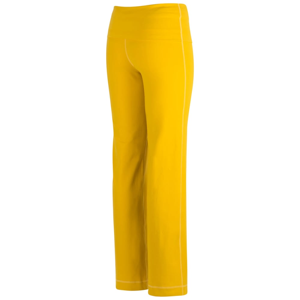 BLACK DIAMOND Womens Southern Sun Pants - OCHRE