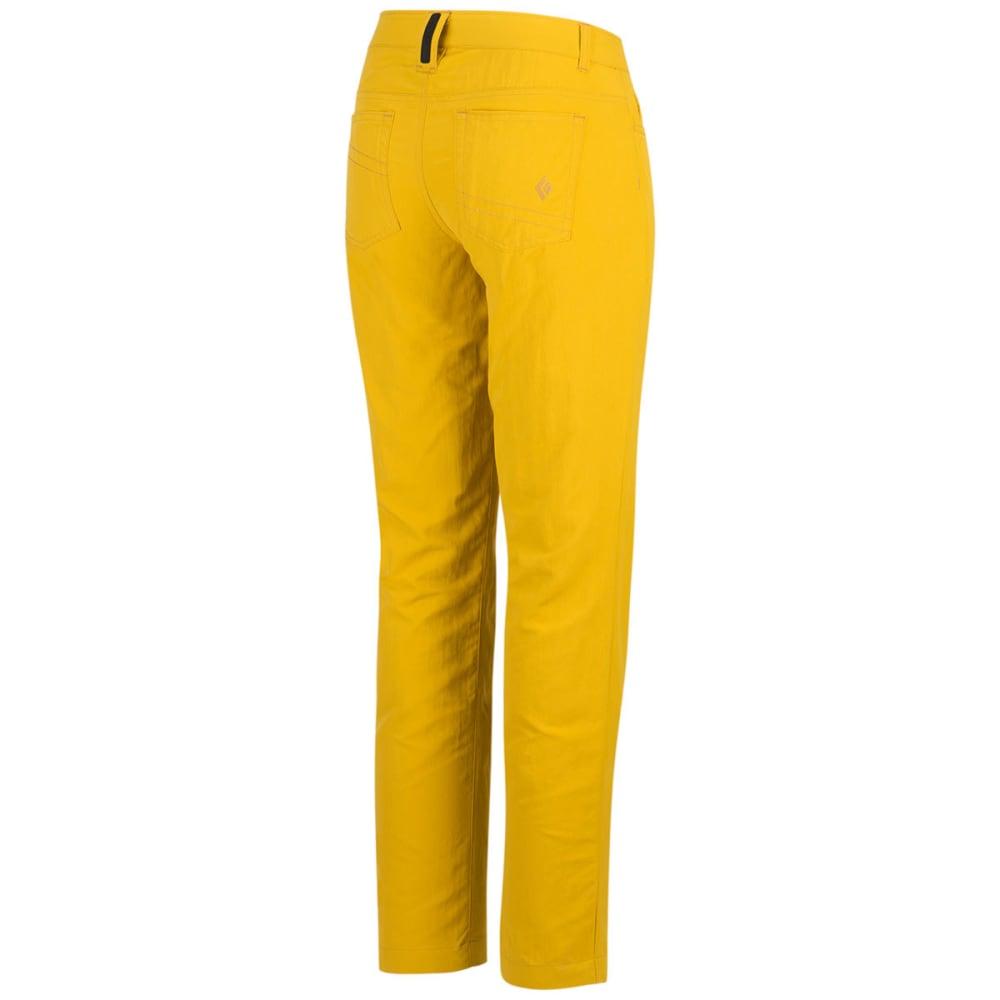 BLACK DIAMOND Women's Creek Pants - OCHRE
