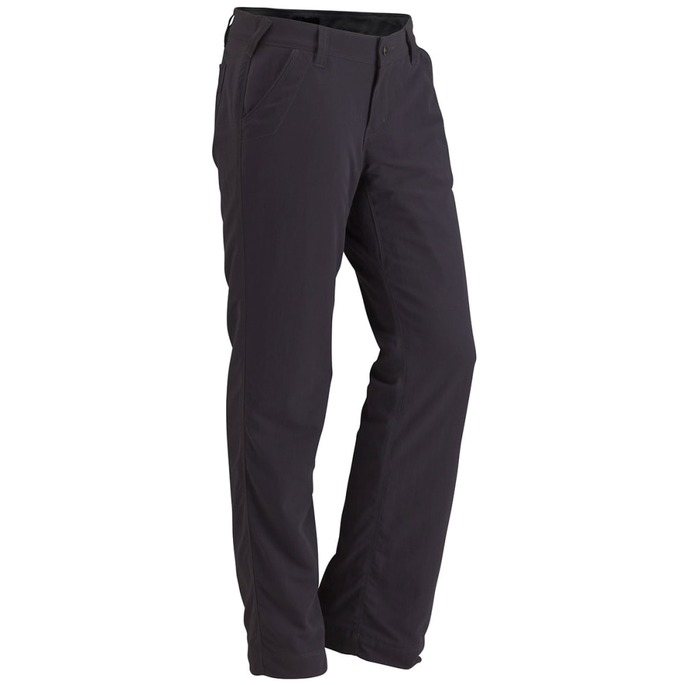 MARMOT® Women's Piper Flannel Lined Pant - DARK STEEL