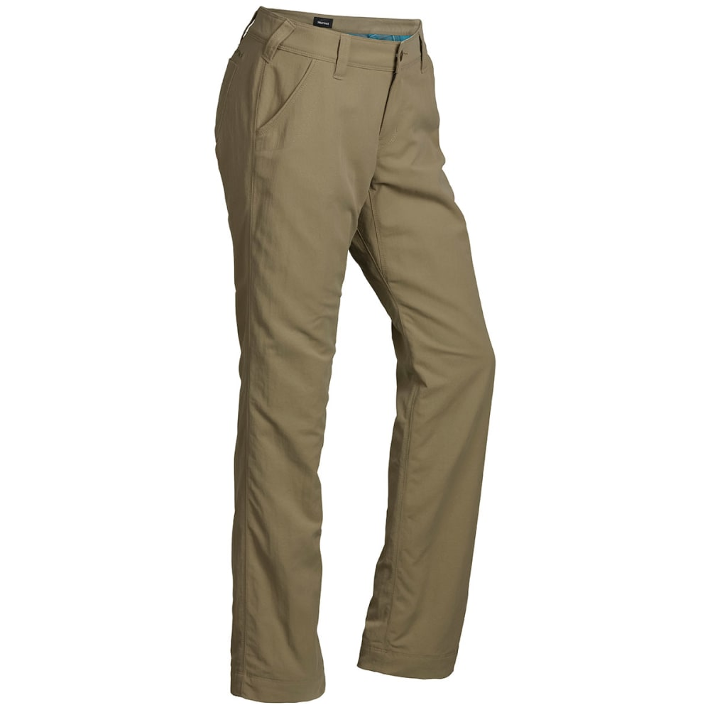 MARMOT® Women's Piper Flannel Lined Pant - DESERT/ICE
