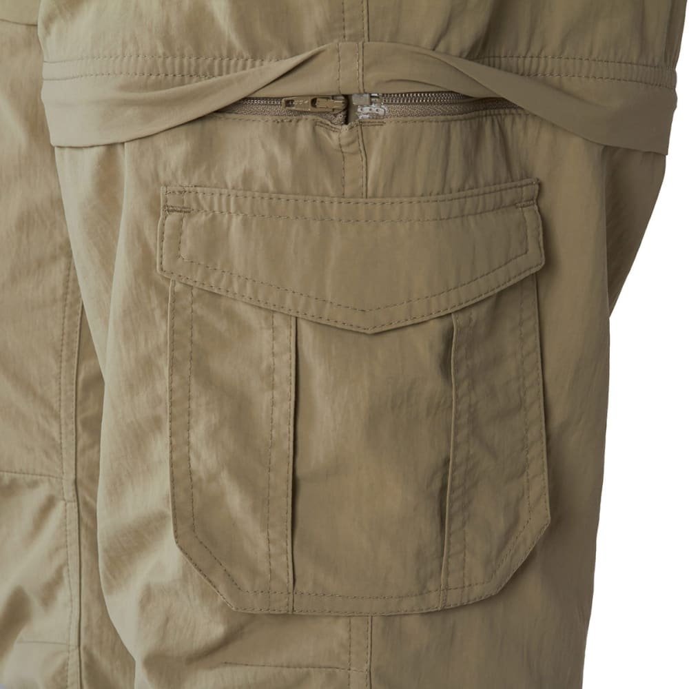 EMS® Women's Camp Cargo Zip-Off Pant  - KHAKI