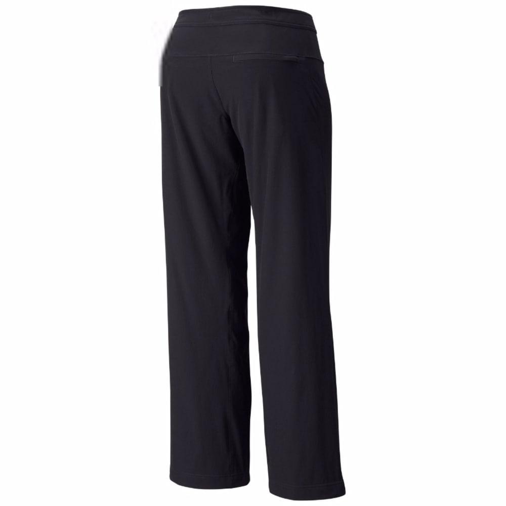 MOUNTAIN HARDWEAR Women's Yumalina™ Pants - 095-BLACK & GRAPHITE