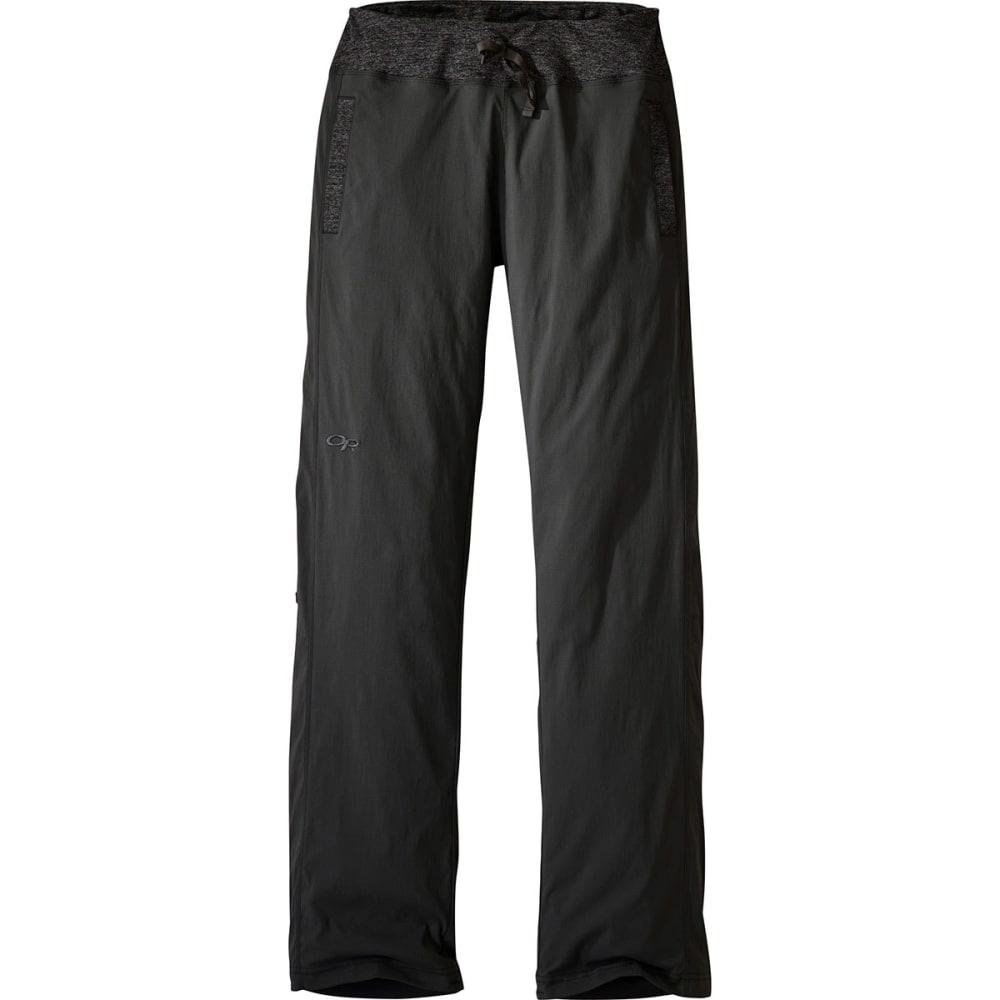 OUTDOOR RESEARCH Women's Zendo Pants - BLACK