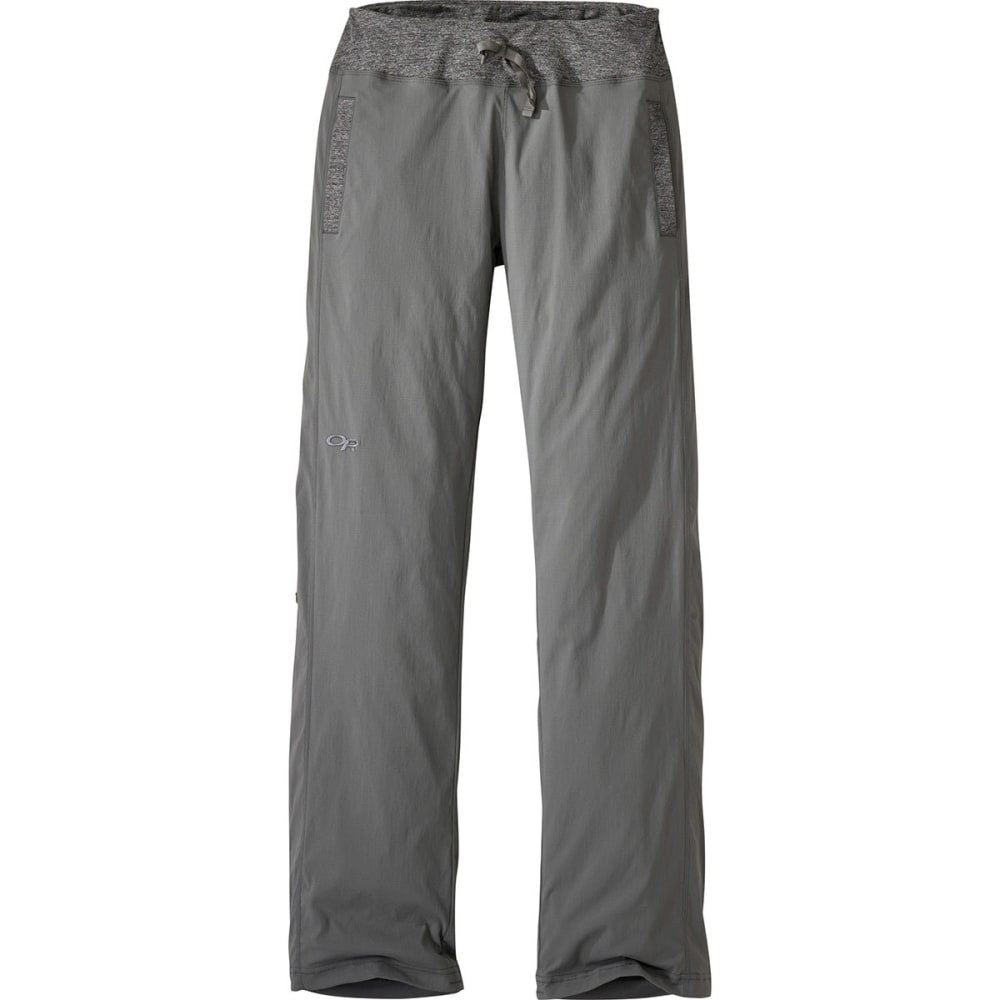 OUTDOOR RESEARCH Women's Zendo Pants - PEWTER
